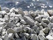 Песок,  щебень,  шлак,  цемент