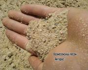 Песок вознесенский,  щебень гранитный