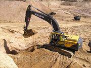 средний песок, мелкий,  на стяжку, фундамент