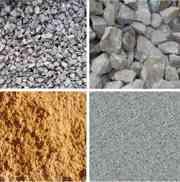 Щебень песок  Николаев